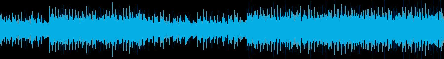 VP系18/ループ、高揚感、躍動感ロックの再生済みの波形