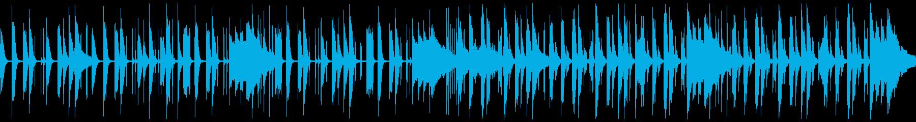 【メロディ抜き】ほのぼの脱力系の再生済みの波形