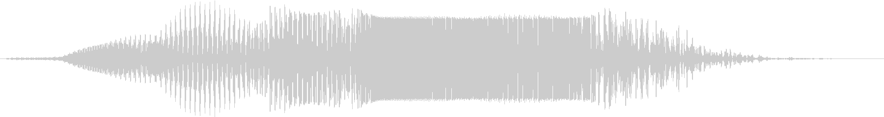 SF通過音01-03の未再生の波形