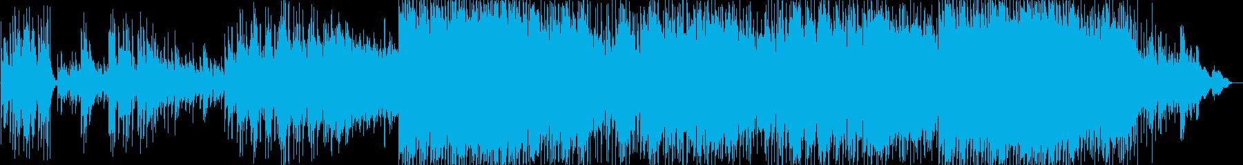 ポップ。歌として。ボン・ジョヴィ・...の再生済みの波形