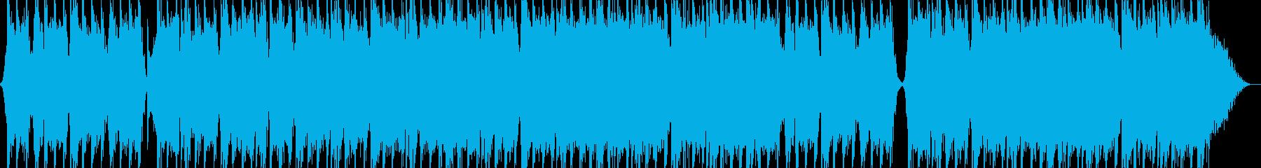 パワフルでスタイリッシュでグルーヴィーなの再生済みの波形