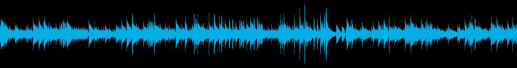 アコギ30-ループ/爽やか、生音の再生済みの波形