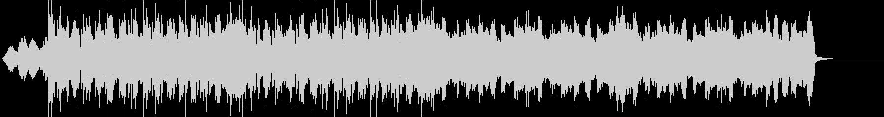 EDM ベースの効いたBGM 39秒の未再生の波形