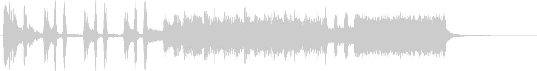 Comical and nimble music's unreproduced waveform