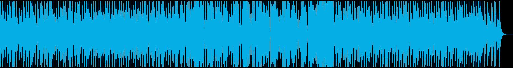 かわいい童謡「春の小川」ウクレレと鉄琴の再生済みの波形
