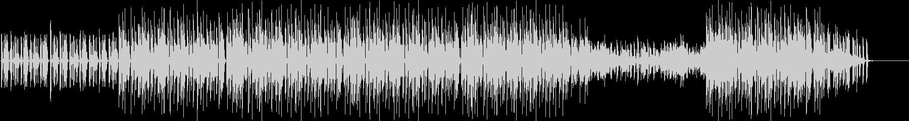 和やかで軽やかなギターチルホップの未再生の波形