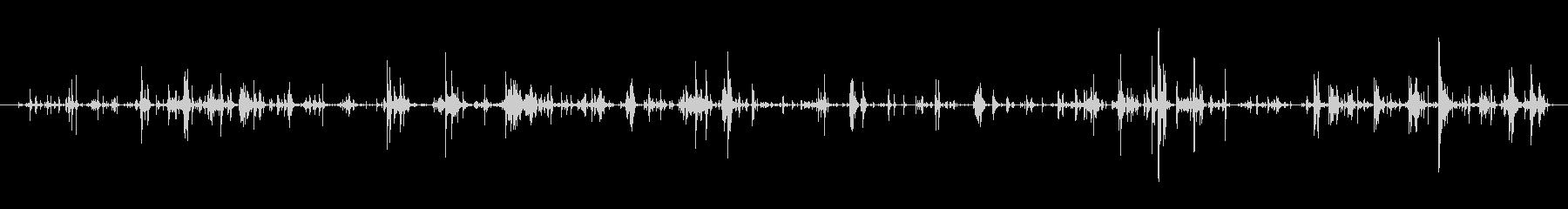 キー キーホルダー大ガラガラシーケ...の未再生の波形