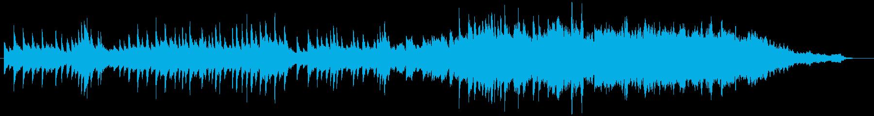 【生】ピアノ協奏曲風=緩いソロから弦の再生済みの波形
