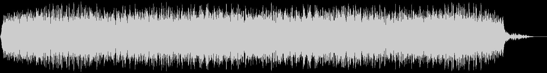 【アンビエント】ドローン_17 実験音の未再生の波形