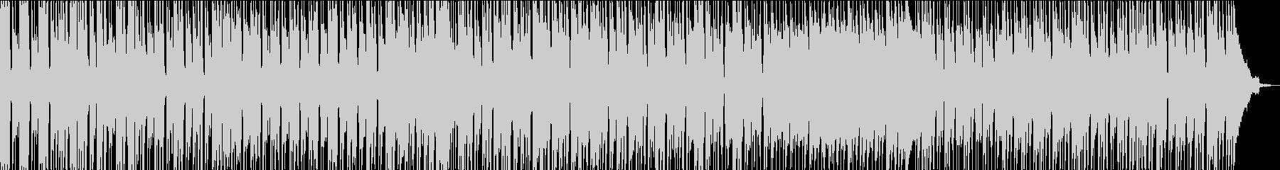 ソウルフルなテナーサックスメロディ...の未再生の波形