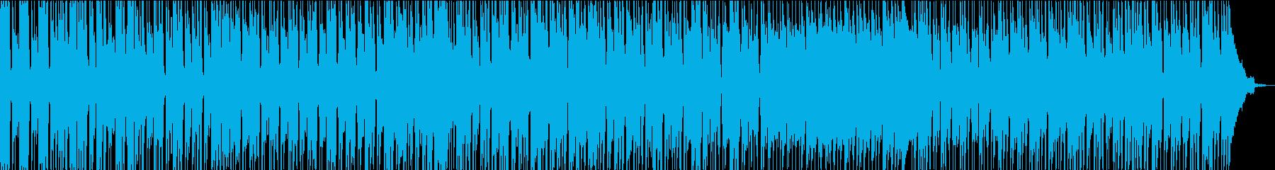 ソウルフルなテナーサックスメロディ...の再生済みの波形