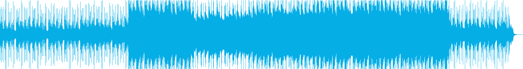 花火・夏・夜・Lofi HipHopの再生済みの波形