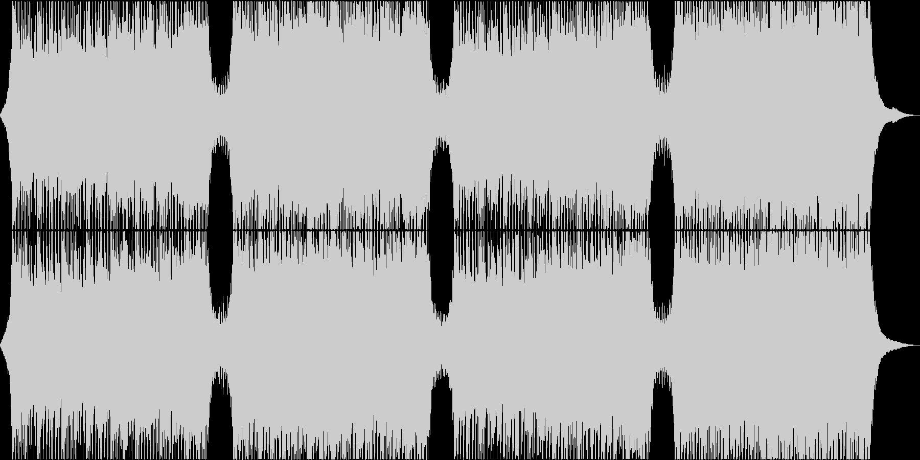 Happy hour/コーポレートの未再生の波形