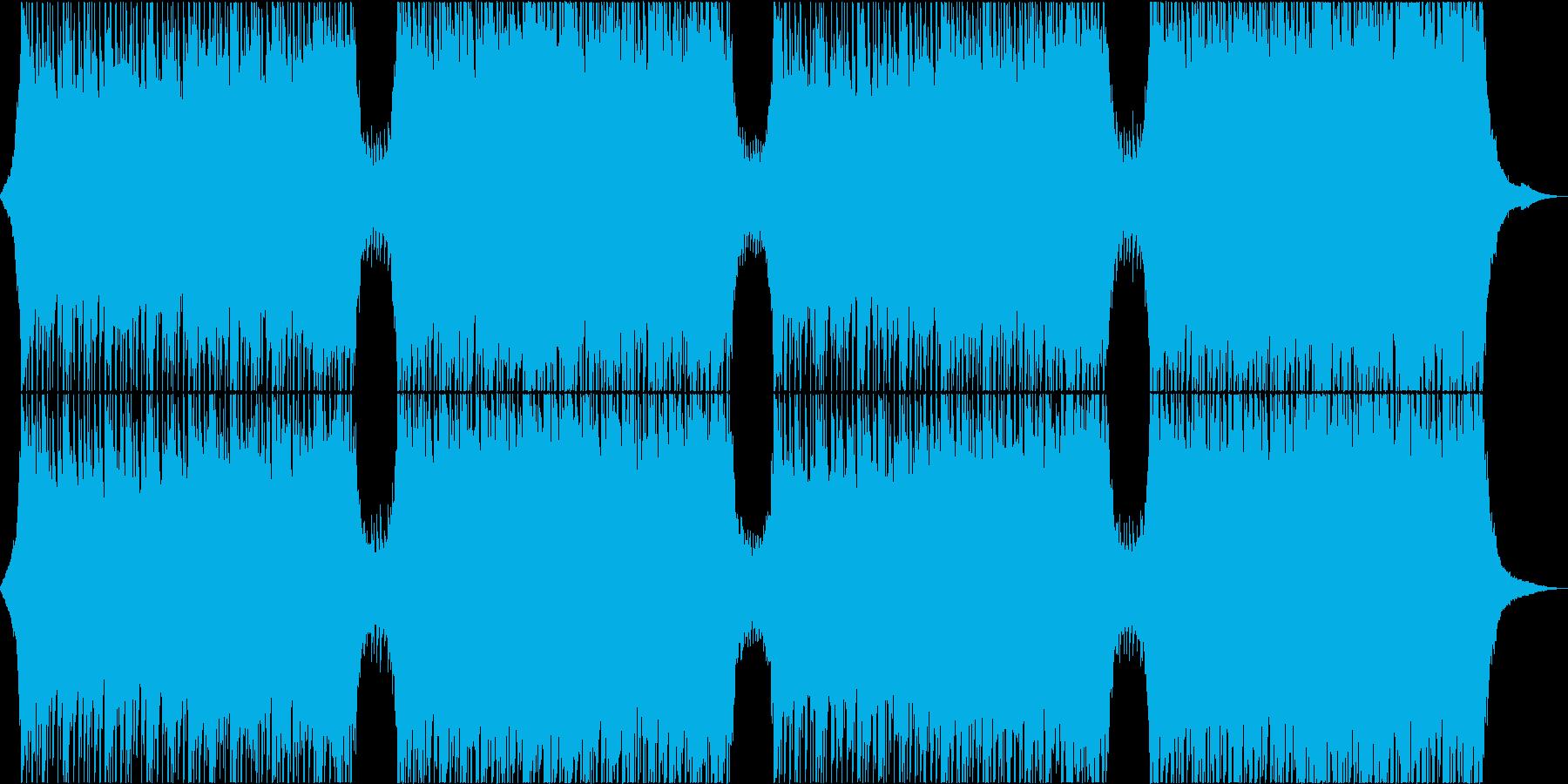 Happy hour/コーポレートの再生済みの波形