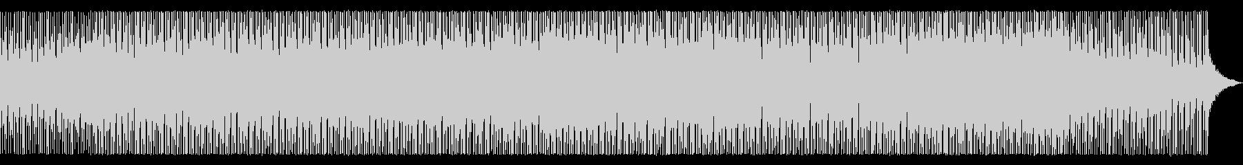 バサノバ ポジティブ 明るい 野生...の未再生の波形
