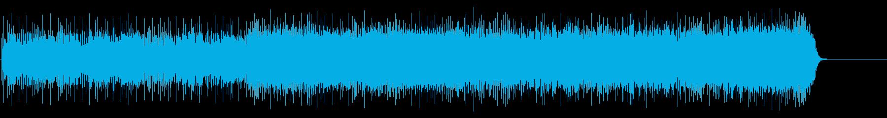情熱が伝わる歌謡曲風ポップ・ロックの再生済みの波形