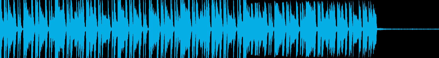 ブレイクビーツ レトロ アクティブ...の再生済みの波形