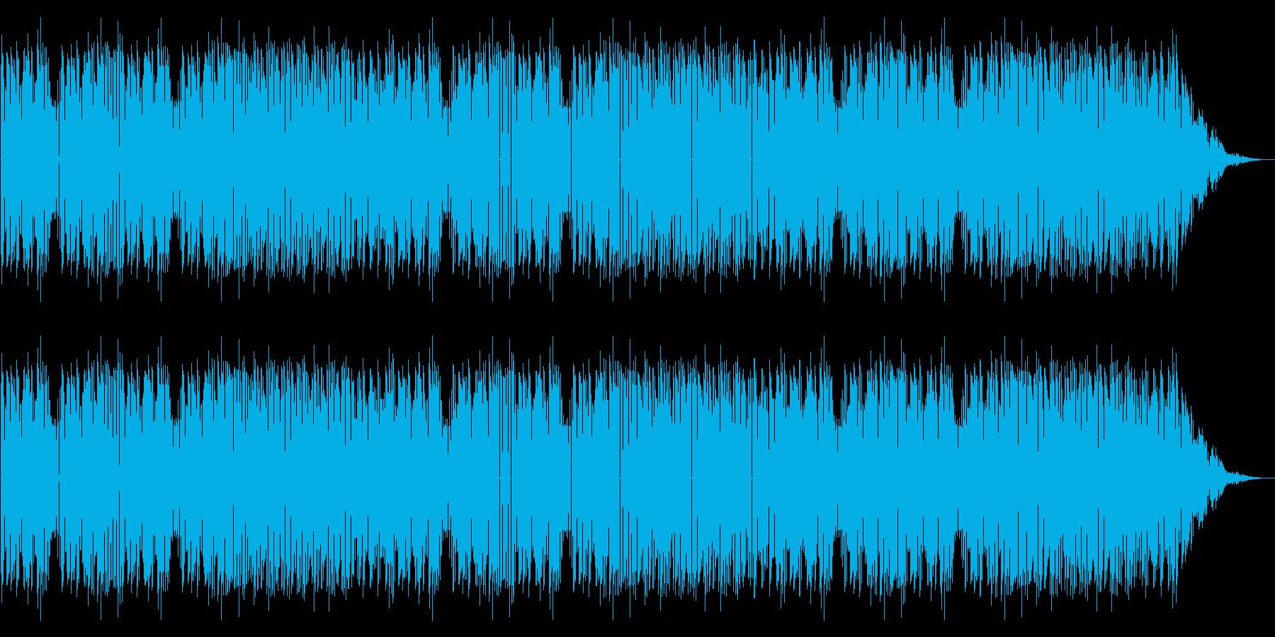 NES レース A02-1(ステージ1)の再生済みの波形