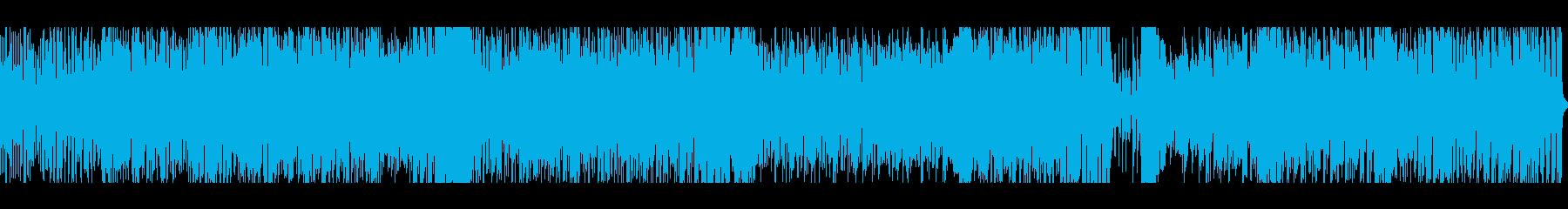 メロディアス / バトルの再生済みの波形