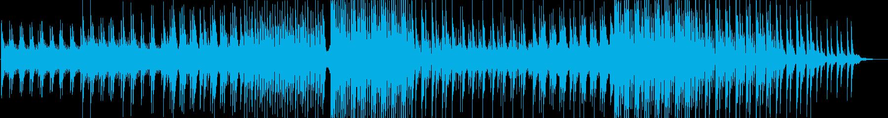 PV-畑-森-自然-四季-動物-雫-雄大の再生済みの波形