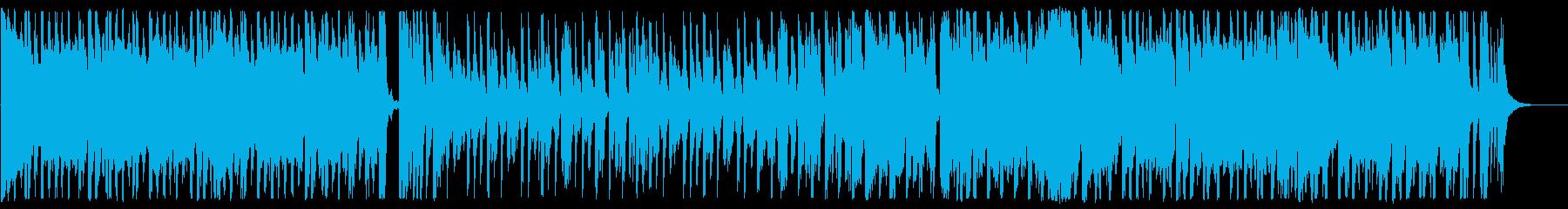 おしゃれ/J-pop_No590_2の再生済みの波形