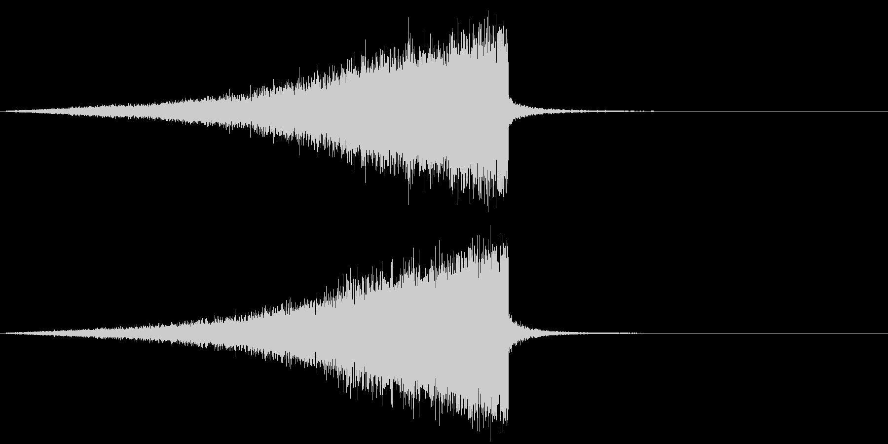 【シネマティック】 ライザー_11の未再生の波形