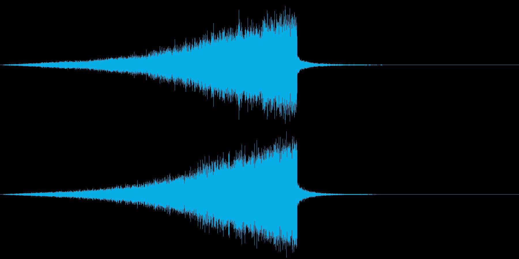 【シネマティック】 ライザー_11の再生済みの波形