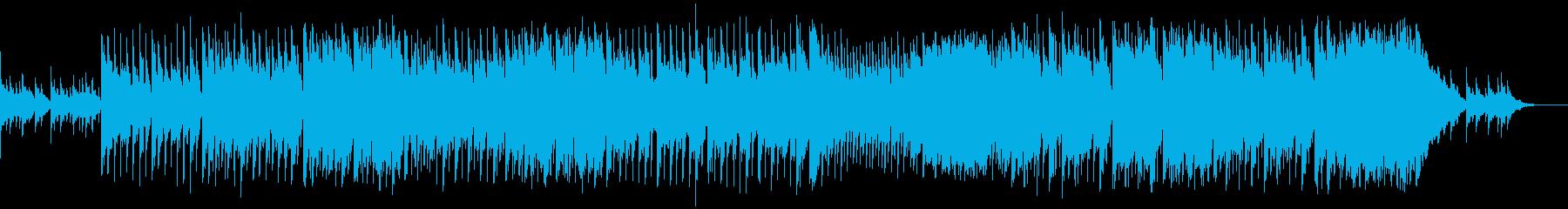 EDMです。BGMなんかにどうぞ。の再生済みの波形