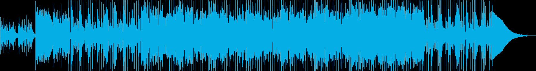 切ない雰囲気のギターポップスの再生済みの波形