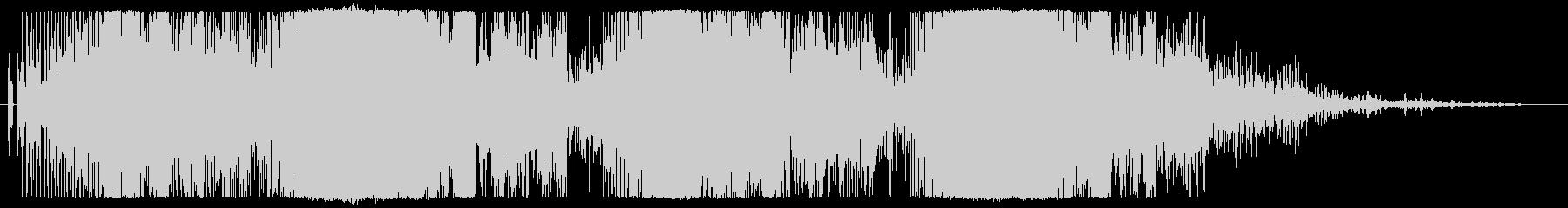 オートバイ/バイクド迫力のアクセル音3!の未再生の波形