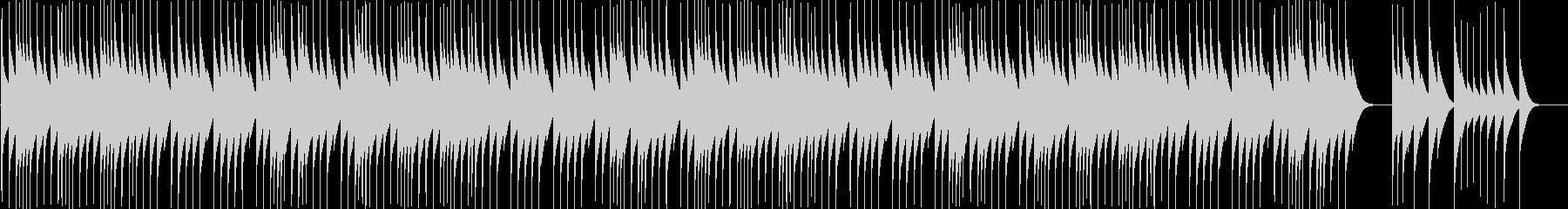 【オルゴール】クリスマス曲Wewish1の未再生の波形