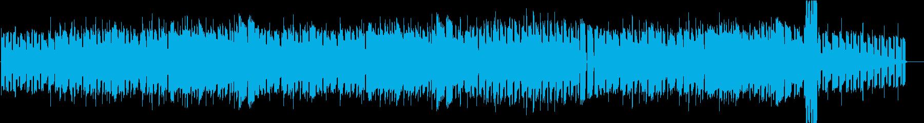 某ファミコンRPG船の上ワルツの再生済みの波形