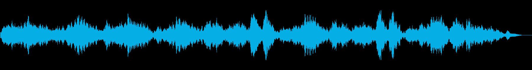 ドヴォルザーク/ロマンティックな小品1の再生済みの波形