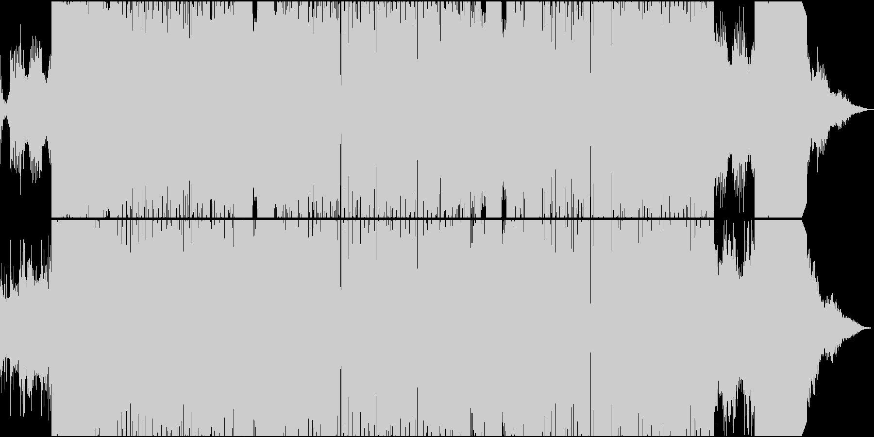 TRIPPY HOPPYの未再生の波形