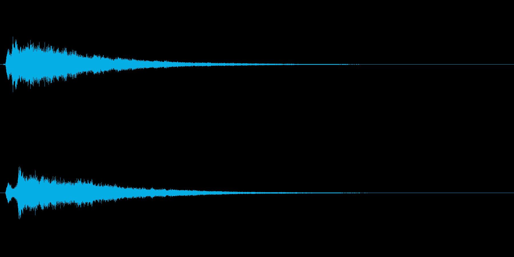 不穏、察知、予知、超能力、虫の知らせ-2の再生済みの波形