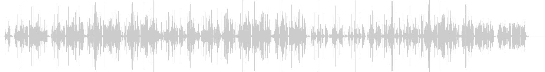映像音楽的なファンク。適度な軽快さと映…の未再生の波形