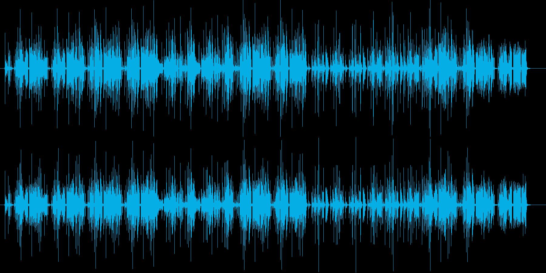 映像音楽的なファンク。適度な軽快さと映…の再生済みの波形