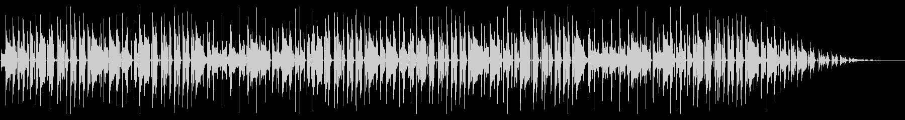 サッカー定番曲「凱旋行進曲」脱力アレンジの未再生の波形