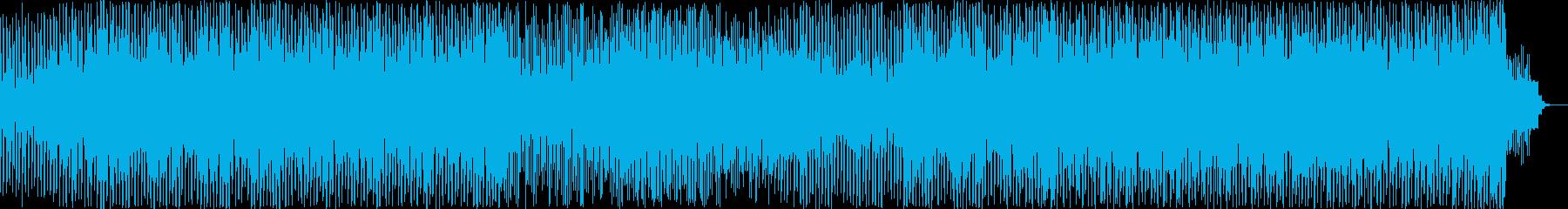 イージーリスニング 技術的な 楽し...の再生済みの波形