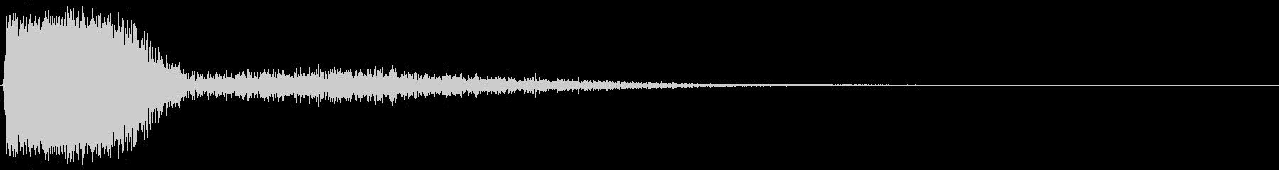 KAKUGE 格闘ゲーム戦闘音 56の未再生の波形