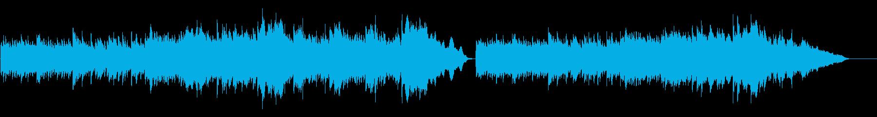 企業VP19 16bit48kHzVerの再生済みの波形