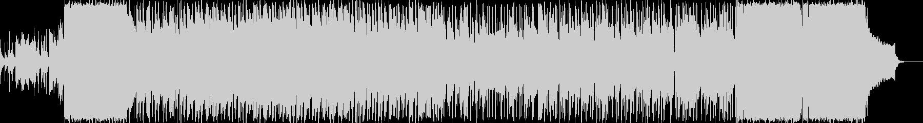 ピアノ主旋律のファンタジック変拍子ポップの未再生の波形