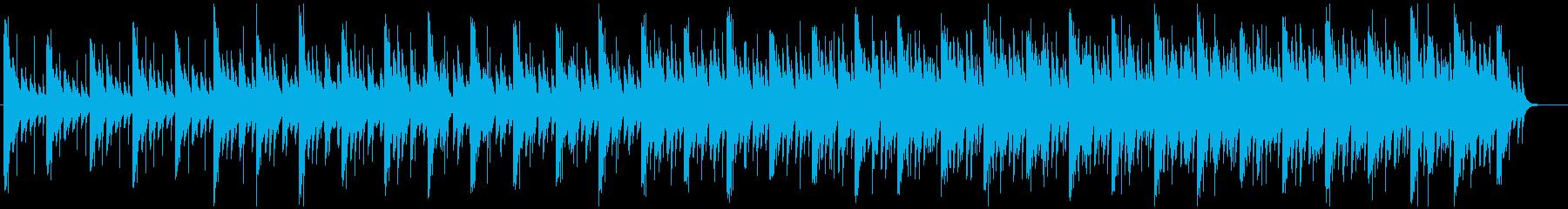 不気味な5拍子ロートタムミニマルシンセ寄の再生済みの波形