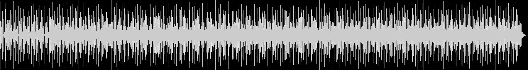 具体的なメロディが無いBGMです。爽や…の未再生の波形
