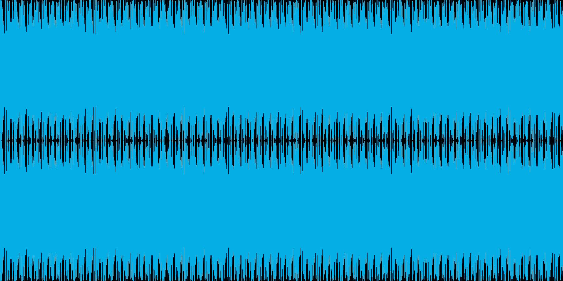 疑惑の再生済みの波形