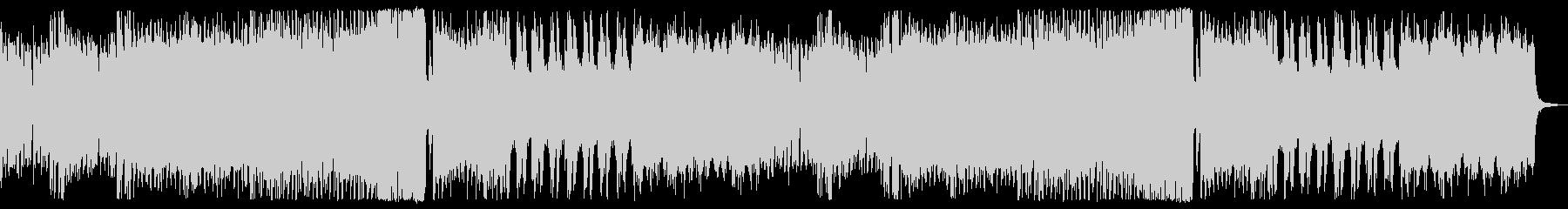 Rocknweenの未再生の波形