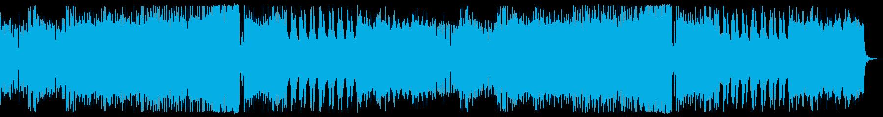 Rocknweenの再生済みの波形