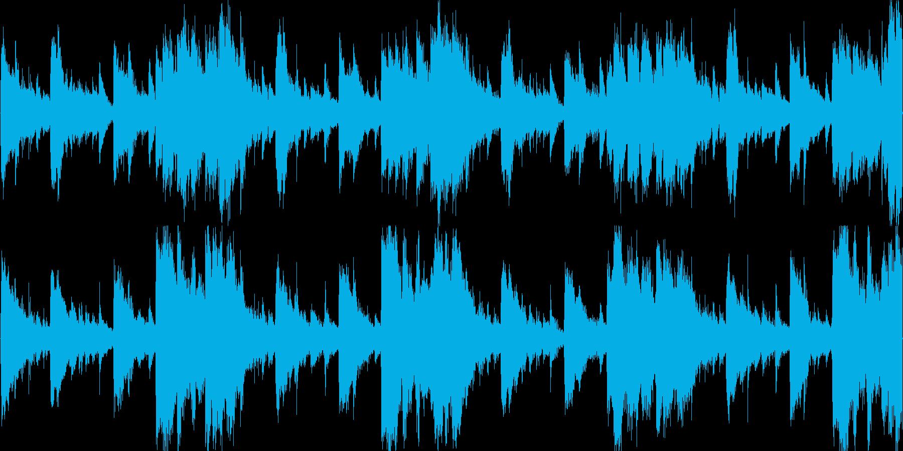寂しい夜っぽいギターインスト曲<短いl…の再生済みの波形