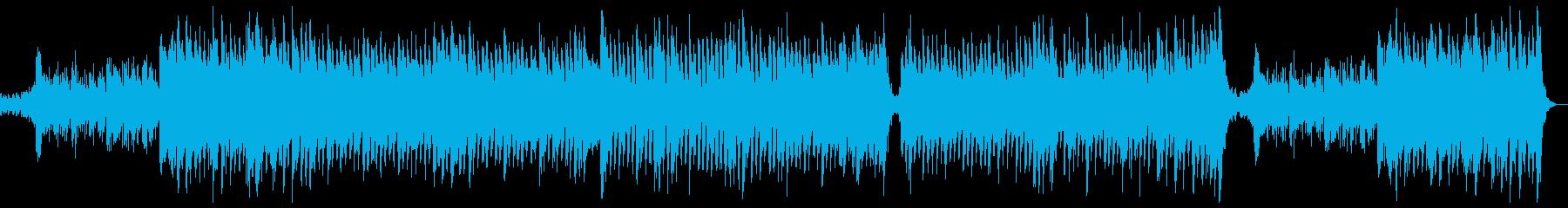 明るく華やかポップオーケストラ:ブラス抜の再生済みの波形