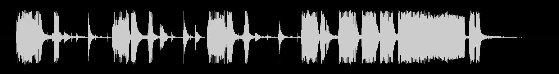 15秒使いやすい、CM,ジングル、ロゴにの未再生の波形